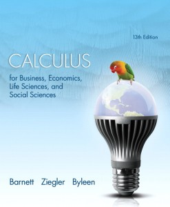 Solution Manual for Calculus for Business, Economics, Life Sciences and Social Sciences, 13/E 13th Edition