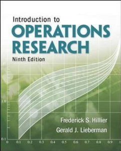 Solution manual for Introduction to Operations Research Hillier Lieberman 9th edition