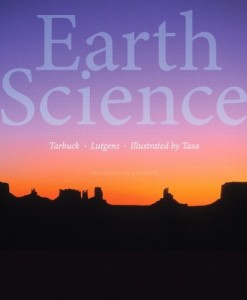 Earth Science Tarbuck 14th Edition Solutions Manual