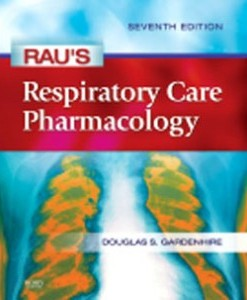 Test Bank for Raus Respiratory Care Pharmacology, 7th Edition: Gardenhire