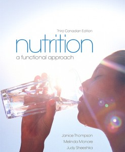 Test Bank for Nutrition: A Functional Approach, Third Canadian Edition, 3/E 3rd Edition