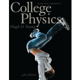 Solutions Manual to accompany College Physics with MasteringPhysics 9th edition 9780321749802