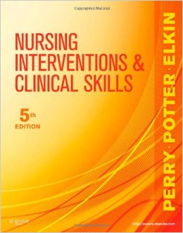 Test Bank Nursing Interventions Clinical Skills 5th Edition Perry Potter