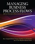 Test bank for Managing Business Process Flows 3rd 0136036376