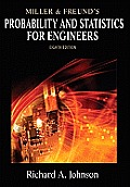 Solutions Manual to accompany Miller & Freund's Probability and Statistics for Engineers 8th edition 0321640772