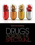 Test bank for Drugs Across the Spectrum 7e by Goldberg 1133594166