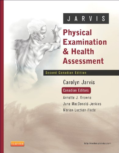 Physical examination and health assessment jarvis 2nd canadian edition pdf
