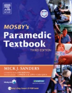 Test Bank for Mosbys Paramedic Textbook, 3rd Edition: Sanders