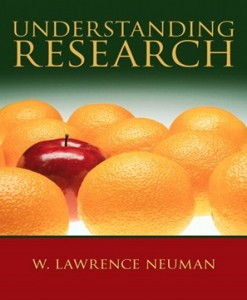 Understanding Research 1st Edition Neuman Test Bank