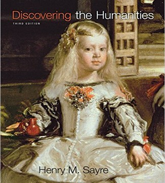 Discovering the Humanities 3rd Edition Sayre Test Bank