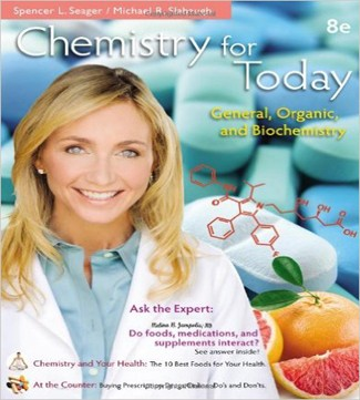 Chemistry for Today General Organic and Biochemistry 8th Edition Seager Slabaugh Test Bank