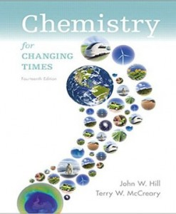 Chemistry for Changing Times 14th Edition Hill McCreary Test Bank