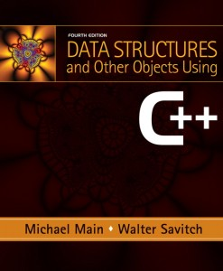 Solution Manual for Data Structures and Other Objects Using C++, 4/E Michael Main, Walter Savitch