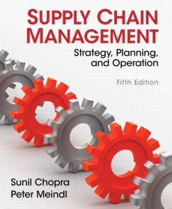 Test Bank for Supply Chain Management 5th Edition by Chopra & Meindl