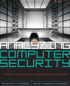 Solution Manual for Analyzing Computer Security: A Threat / Vulnerability / Countermeasure Approach Charles P. Pfleeger, Shari Lawrence Pfleeger