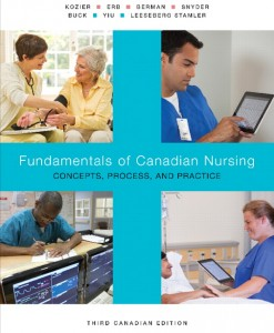 Instructor Manual Canadian Kozier 3rd Edition Fundamentals of Nursing
