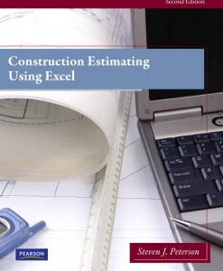 Solution Manual for Construction Estimating Using Excel, 2/E 2nd Edition