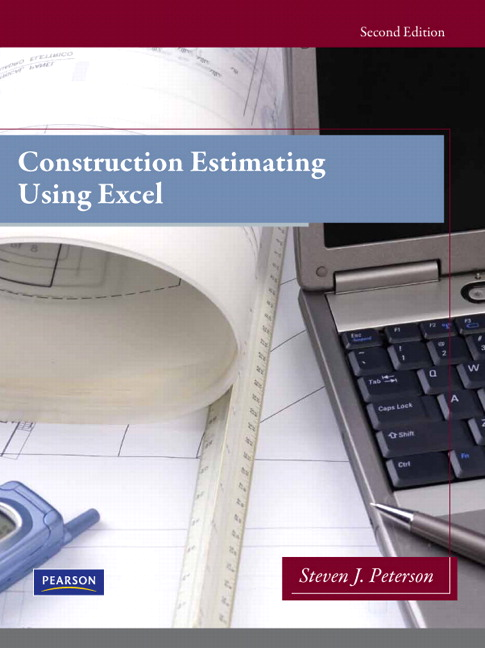 Solution Manual For Construction Estimating Using Excel  2