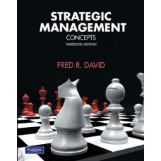 Test Bank for Strategic Management Concepts 13th Edition David