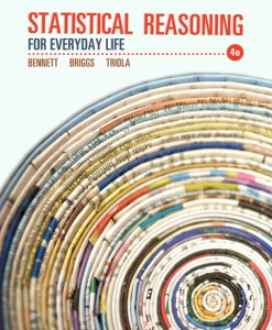Test Bank for Statistical Reasoning for Everyday Life, 4/E 4th Edition Jeff Bennett, William L. Briggs, Mario F. Triola