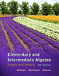 Solutions Manual to accompany Elementary and Intermediate Algebra 4th edition 9780321726346