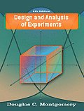 Solutions Manual to accompany Design And Analysis Of Experiments 6th edition 9780471487357