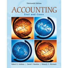 Solution Manual for Accounting Text and Cases 13th Edition by Anthony