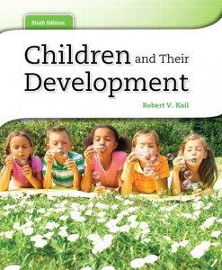 Test Bank for Children and Their Development 6th Edition by Kail