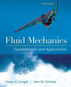 Fluid Mechanics Fundamentals and Applications Cengel 3rd Edition Solutions Manual