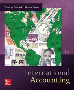 International Accounting Doupnik 4th Edition Solutions Manual