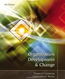 Organization Development and Change Cummings 10th Edition Test Bank