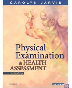 Test Bank for Physical Examination and Health Assessment 1st Canadian Edition by Jarvis