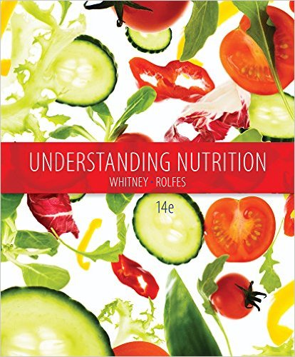 Understanding Nutrition 14th Edition Whitney Rolfes Test Bank