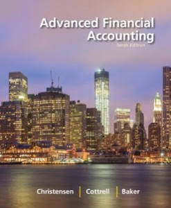 Advanced Financial Accounting Christensen 10th Edition Solutions Manual