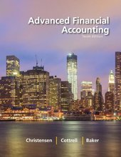 Advanced Financial Accounting Christensen 10th Edition Test Bank