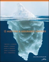 Auditing and Assurance Services Louwers 4th Edition Solutions Manual