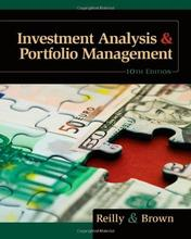 Investment Analysis and Portfolio Management Reilly 10th Edition Test Bank