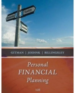Test Bank for Personal Financial Planning, 12th Edition: Lawrence J. Gitman