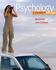 Test Bank for Psychology A Journey, 4th Edition: Coon
