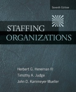Solution Manual for Staffing Organizations 7th Edition by Heneman