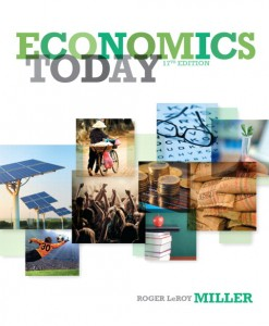 Test Bank for Economics Today, 17/E 17th Edition Roger LeRoy Miller