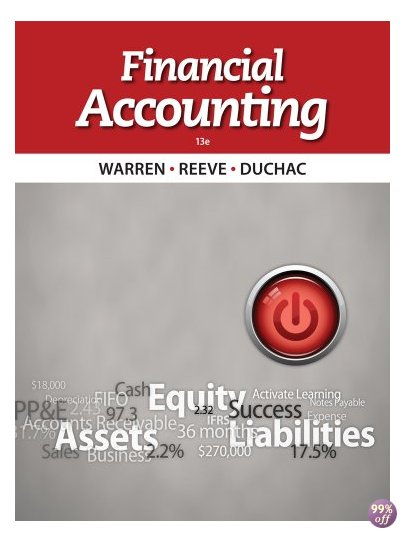 Test bank and solution manual test bank for financial accounting 12th edition by warren fandeluxe Choice Image