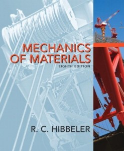Mechanics of Materials Hibbeler 8th Edition Solutions Manual