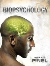 Biopsychology Pinel 8th Edition Test Bank