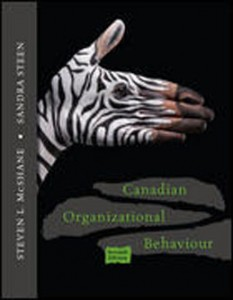 Test Bank for Canadian Organizational Behaviour, 7th Edition: McShane