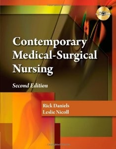 Test Bank for Contemporary Medical Surgical Nursing, 2nd Edition : Daniels