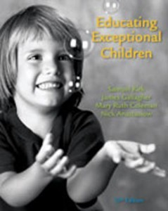 Test Bank for Educating Exceptional Children, 13th Edition: Kirk