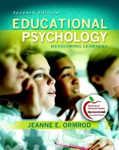 Test Bank for Educational Psychology Developing Learners, 7th Edition : Omrod