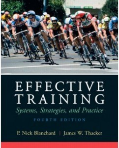 Test Bank for Effective Training, 4th Edition: Nick P. Blanchard