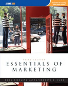 Test Bank for Essentials of Marketing, 3rd Edition: Lascu